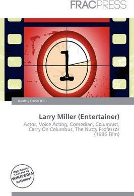 Larry Miller (Entertainer)