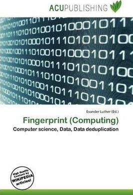 Fingerprint (Computing)
