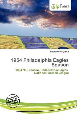 1954 Philadelphia Eagles Season
