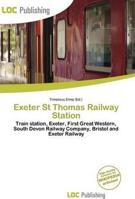 Exeter St Thomas Railway Station