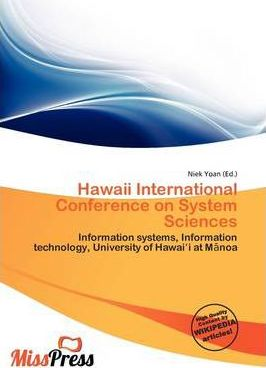 Hawaii International Conference on System Sciences
