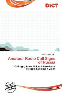 Amateur Radio Call Signs of Russia