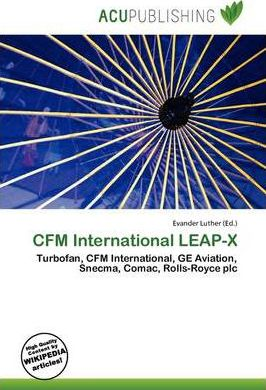 Cfm International Leap-X