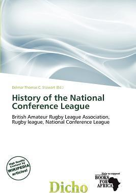 History of the National Conference League