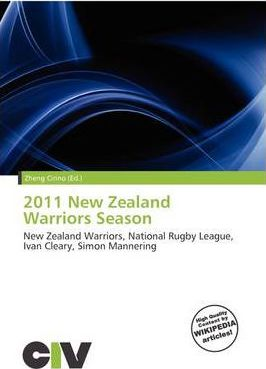 2011 New Zealand Warriors Season