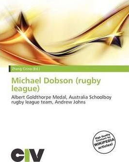 Michael Dobson (Rugby League)