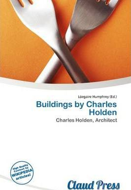 Buildings by Charles Holden