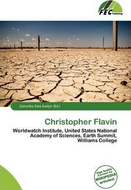 Christopher Flavin