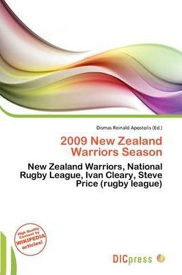 2009 New Zealand Warriors Season