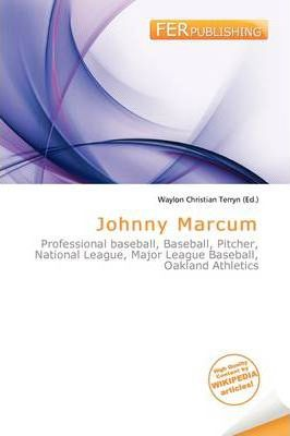 Johnny Marcum