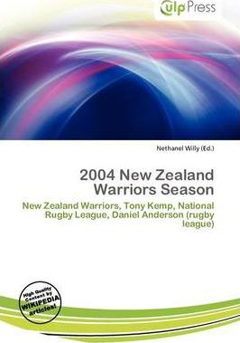 2004 New Zealand Warriors Season