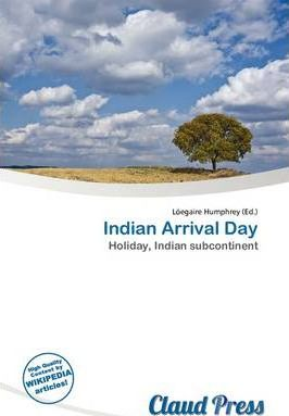 Indian Arrival Day
