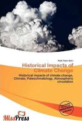 Historical Impacts of Climate Change