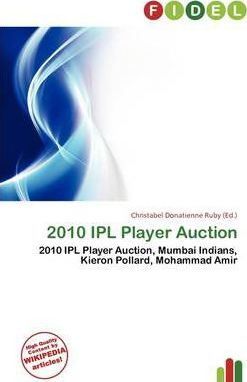 2010 Ipl Player Auction