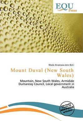 Mount Duval (New South Wales)