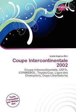 Coupe Intercontinentale 2002