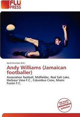 Andy Williams (Jamaican Footballer)