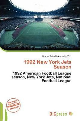 1992 New York Jets Season