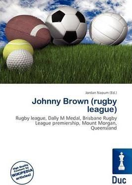 Johnny Brown (Rugby League)