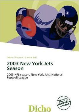 2003 New York Jets Season