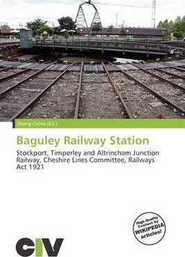 Baguley Railway Station
