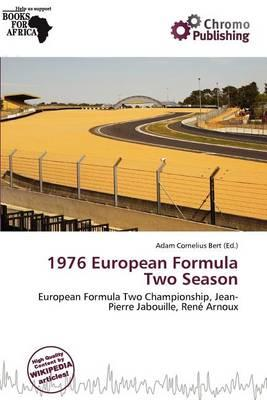 1976 European Formula Two Season