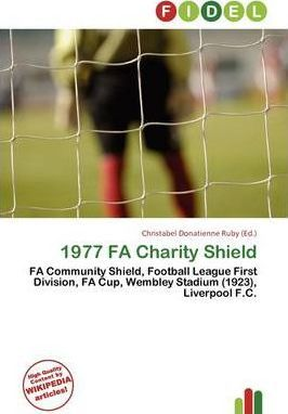1977 Fa Charity Shield