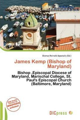 James Kemp (Bishop of Maryland)