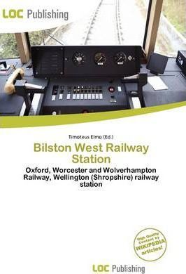 Bilston West Railway Station