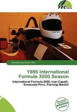 1986 International Formula 3000 Season