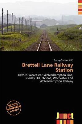 Brettell Lane Railway Station