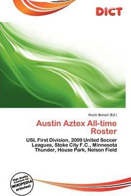 Austin Aztex All-Time Roster