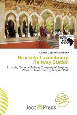 Brussels-Luxembourg Railway Station