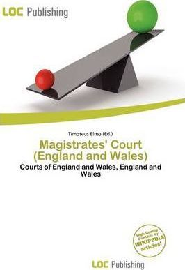 Magistrates' Court (England and Wales)