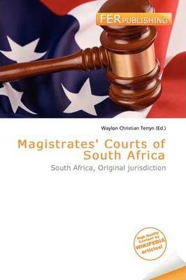 Magistrates' Courts of South Africa