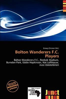 Bolton Wanderers F.C. Players
