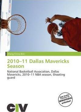 2010-11 Dallas Mavericks Season