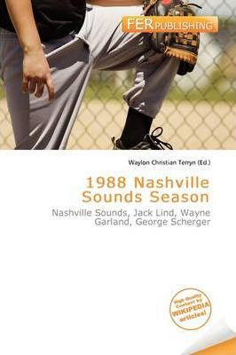 1988 Nashville Sounds Season