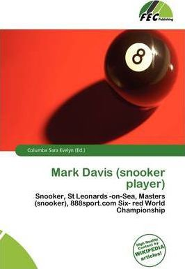 Mark Davis (Snooker Player)