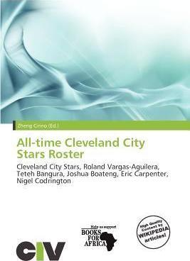 All-Time Cleveland City Stars Roster