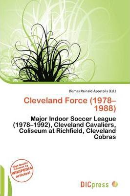 Cleveland Force (1978-1988)