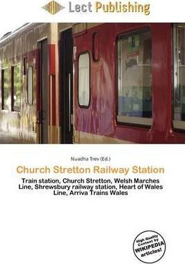 Church Stretton Railway Station