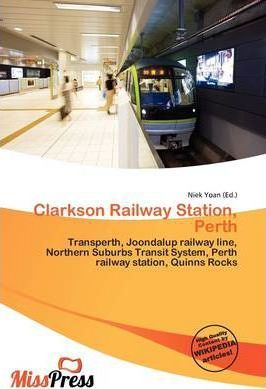 Clarkson Railway Station, Perth