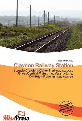 Claydon Railway Station