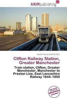 Clifton Railway Station, Greater Manchester