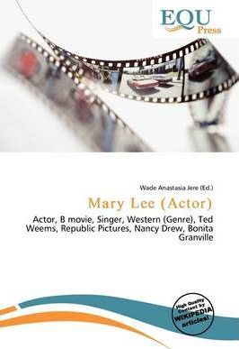 Mary Lee (Actor)