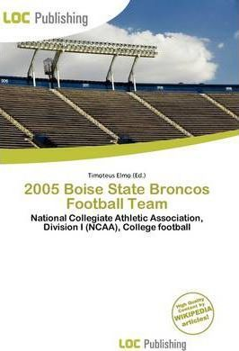 2005 Boise State Broncos Football Team