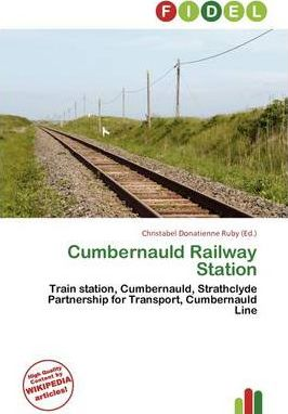 Cumbernauld Railway Station