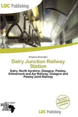 Dalry Junction Railway Station