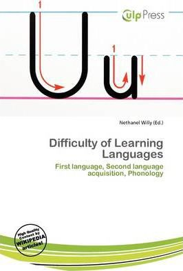 Difficulty of Learning Languages